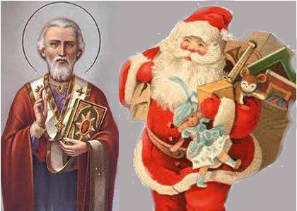 eb9b47767 Você sabe quais são as diferenças entre Papai Noel e São Nicolau? Papai Noel  é um dos personagens mais emblemáticos das festas de final de ano.